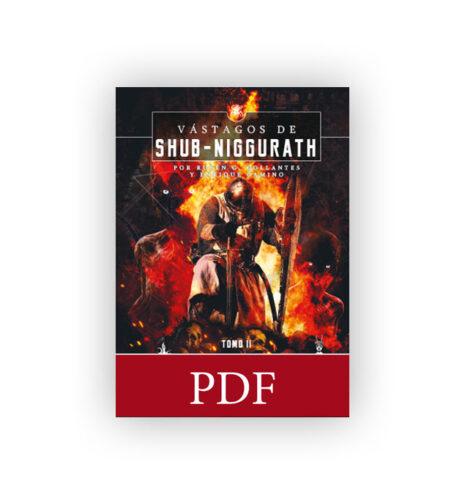 Vastagos de Shub-Niggurath T2 PDF